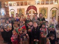 Рождественские Святки в Дубненско-Талдомском благочинии