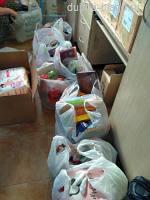 Благотворительная помощь на Светлой седмице