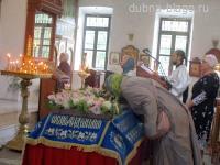 Праздник Успения Богородицы в храме Похвалы Богородицы в Дубне