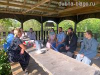 Встреча православных волонтеров