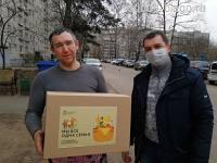 Православные волонтеры оказывают помощь нуждающимся Дубны